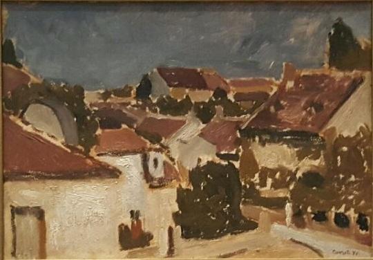 Krovovi u Sremskim Karlovcima